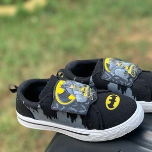 Other - Toddler Boys' Batman Dc Comics Casual Sneakers New